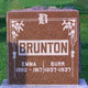 "Profile photo:  Burress W. ""Burr"" Brunton"