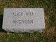 Profile photo:  Alice <I>Hill</I> McGivern