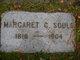 Margaret C Souls