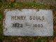 Henry Souls