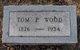 """Thomas Pressley """"Tom"""" Wood"""