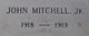 John Mitchell, Jr