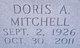 Doria A. Mitchell