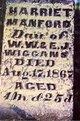 Harriet Manford Wiggins
