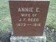 Profile photo:  Annie E Reed