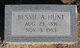 "Profile photo:  Abbey Hester ""Bessie"" <I>Oliver</I> Hunt"