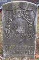 Lieut Charles O. Spurgeon