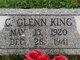 C. Glenn King