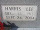 "Profile photo:  Harris Lee ""Buddy"" Bryant"