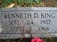 Kenneth Delton King
