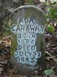 Profile photo:  Ada Caraway