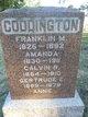 Gertrude Ellen Coddington