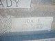 Ida Elizabeth <I>Blan</I> McCrady