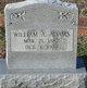 Profile photo:  William A Adams
