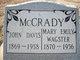 John Davis McCrady