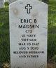Profile photo:  Eric B Madsen