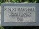 Robert Marshall Cruseturner