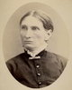 Profile photo:  Martha Ann <I>Hill</I> Burchell