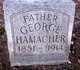 Profile photo:  George Hamacher