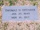 Thomas H. Orender