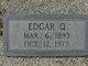 Edgar Quinton Oxner