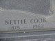 Nettie <I>Cook</I> Kicklighter