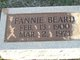Profile photo:  Fannie Beard