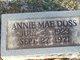 Annie Mae Doss