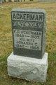 Frederick G Ackerman