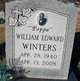 "Profile photo:  William Edward ""Poppa"" Winters"