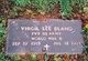 """Virgil Lee """"Jack"""" Bland"""