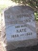 "Catharine ""Kate"" <I>Kelly</I> McPhail"
