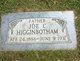 "Joseph Charles ""Joe C."" Higginbotham"