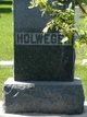 Profile photo:  Joseph G. Holweger