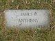 Profile photo:  James R Anthony