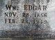 William Edgar Holsomback