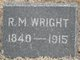 "Robert Marr ""Bob"" Wright"