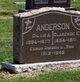 Profile photo:  Clarence Edwin Anderson
