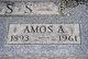 Amos Alexander Ross, Sr