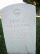 Sgt Elmer Murdock Sloan