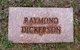 Raymond Dickerson