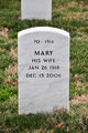 Profile photo:  Mary Friend
