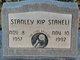 Stanley Kip Staheli