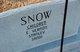 Emma <I>Sullivan</I> Snow