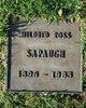 Profile photo:  Mildred Elizabeth <I>Ross</I> Sapaugh