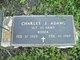 Profile photo:  Charles J Adams