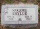 Marjorie Baylor