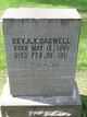 Rev Alexander K. Caswell