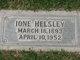 Ione (Jane) Helsley