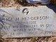 """Elijah Emanuel """"Lige"""" Henderson"""